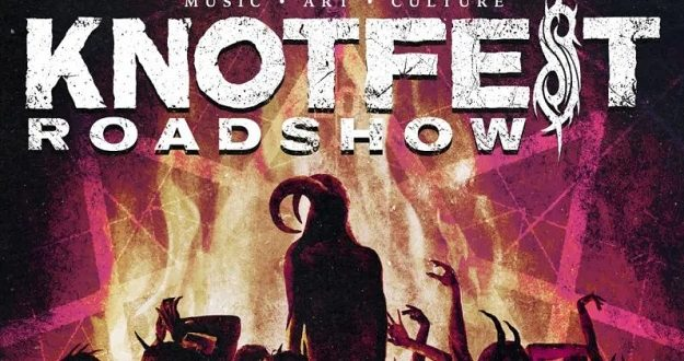 Slipknot - Knotfest Roadshow at iTHINK Financial Amphitheatre (formerly Coral Sky), West Palm Beach, South Florida 6/15/20