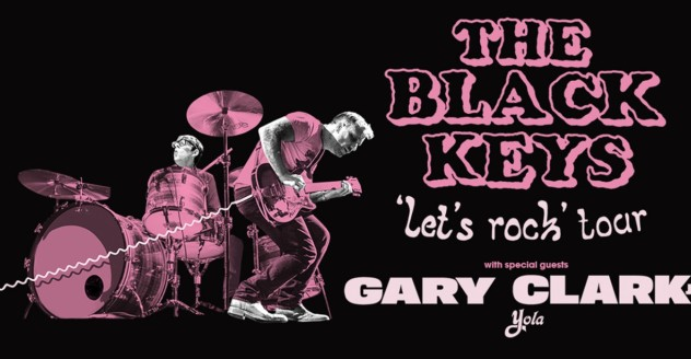 The Black Keys at iTHINK Financial Amphitheatre (formerly Coral Sky), West Palm Beach - WPB - South Florida 9/5/20. Buy Tickets Here on WestPalmBeach.com