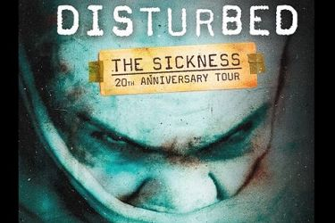 Disturbed, Staind & Bad Wolves at iTHINK Financial Amphitheatre, WPB 7/24/20