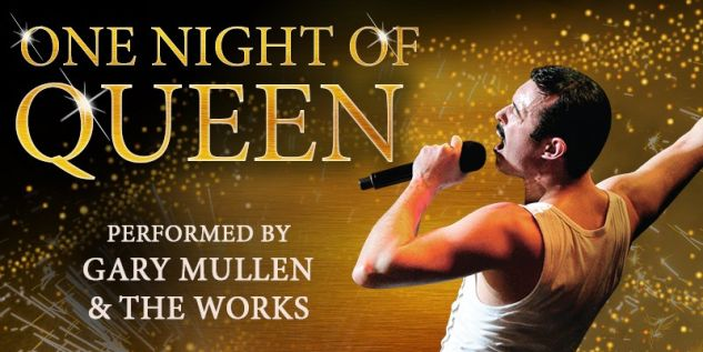 One Night of Queen > Gary Mullen and the Works at Kravis Center, West Palm Beach (WPB), S FL 5/19/21. Buy Tickets on WestPalmBeach.com