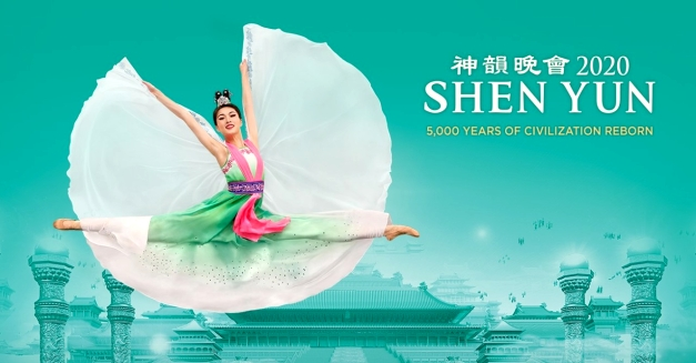 Shen Yun at Broward Center, Fort Lauderdale July 16-18, 2021. Buy Tickets on WestPalmBeach.com