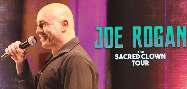 Joe Rogan at BB&T Center, Sunrise / Fort Lauderdale, S FL 8/26/21. Buy Tickets on WestPalmBeach.com