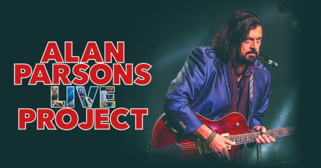 Alan Parsons Live Project Tickets! Broward Center, Fort Lauderdale, Sept 8, 2021