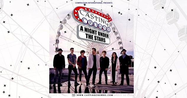 Casting Crowns Tickets! South Florida Fairgrounds, West Palm Beach 4/10/21