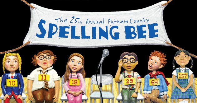 Putnam County Spelling Bee Tickets! Broward Center, Ft. Lauderdale May 7 & 8, 2021