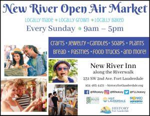 New River Open Air Market, Ft. Lauderdale