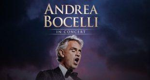 Andrea Bocelli Tickets! Orlando, FL at Amway Center 12/19/21