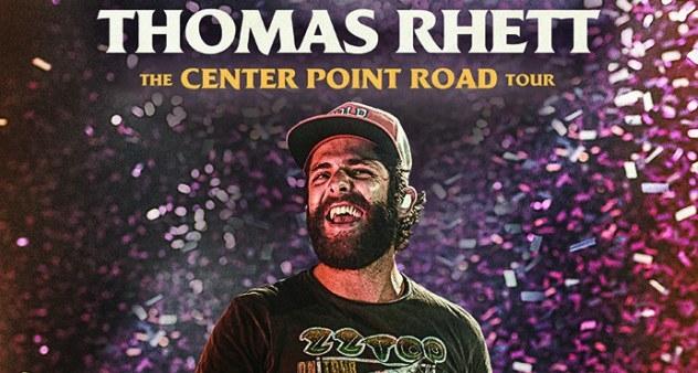 Thomas Rhett Tickets! Tampa, Florida State Fairgrounds, Midflorida Credit Union Amphitheatre, 9/4/21