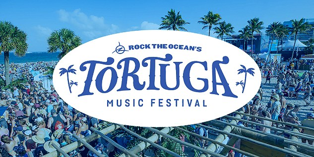 Tortuga Music Festival 2021 - Tickets & Lineup! Fort Lauderdale Beach Park, South Florida November 12, 13, 14, 2021. 3 Day Pass Available