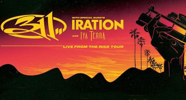 311 Tickets! Tampa, MidFlorida Credit Union Amphitheatre, Florida State Fairgrounds, 9/25/21