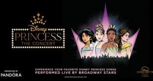 Disney Princess The Concert Tickets! Orlando, Dr. Phillips Center for the Performing Arts 11/9/21