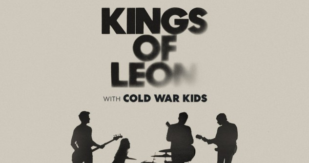 Kings of Leon Tickets! iTHINK Financial Amphitheatre, West Palm Beach, South Florida 8/3/21