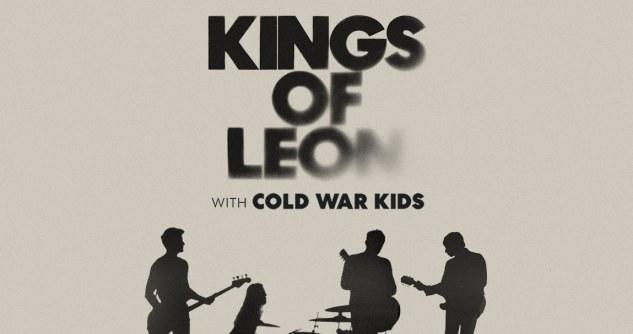 Kings of Leon Tickets! Tampa, Florida State Fairgrounds, MidFlorida Credit Union Amphitheatre, 8/5/21