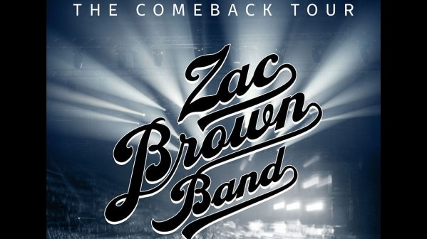 Zac Brown Band Tickets! iTHINK Financial Amphitheatre, West Palm Beach, South Florida 10/9/21