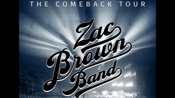Zac Brown Band Tickets! MidFlorida Credit Union Amphitheatre, Florida State Fairgrounds, Tampa 10/10/21