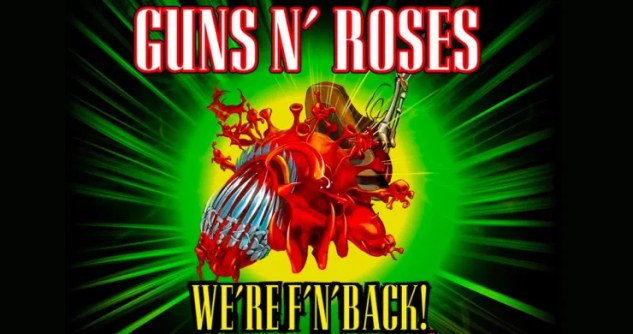 Guns N' Roses Tickets! Hard Rock Hotel, Hollywood / Fort Lauderdale, Oct 2-3, 2021