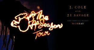 J. Cole Concert Tickets! Amway Center, Orlando, FL 9/25/21