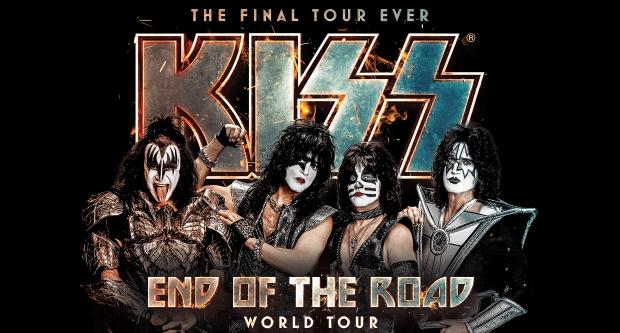 KISS Concert Tickets! MidFlorida Credit Union Amphitheatre, Tampa, FL 10/9/21