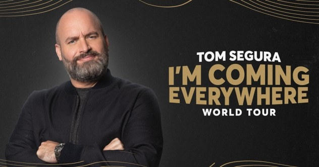 Tom Segura Tickets! Hard Rock Hotel and Casino, Hollywood / Fort Lauderdale, South Florida, October 1, 2021