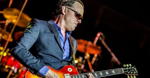 Joe Bonamassa at Hard Rock Live at Hard Rock Hotel and Casino, Hollywood / Fort Lauderdale, South Florida 12/12/21