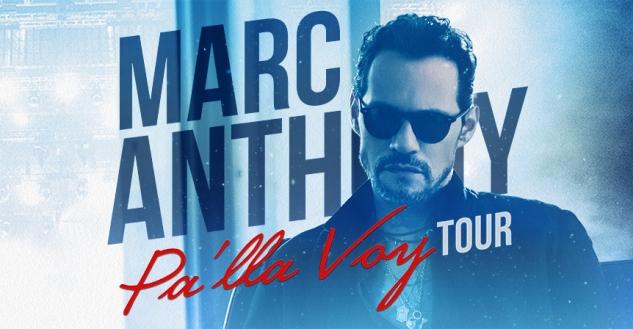 Marc Anthony Concert Tickets! FTX Arena, Miami, S FL Nov 19-20, 2021. PA'LLA VOY tour