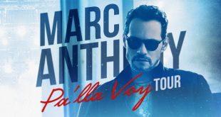 Marc Anthony Concert Tickets! Amway Center, Orlando, FL 11/6/21. 'Pa'lla Voy' tour
