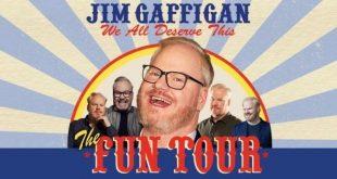 Jim Gaffigan Show Tickets! Hard Rock Live, Hard Rock Hotel Casino, Hollywood / Fort Lauderdale, Dec 27-28, 2021