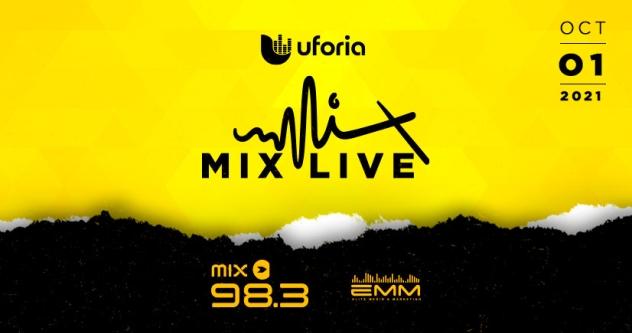 Uforia Mix Live Concert Tickets! Miami, FTX Arena, 10/1/21